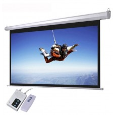 XTREME PROJECTOR SCREEN # 72 X 72 MOTORIZED