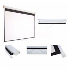 XTREME PROJECTOR SCREEN # 90 X 90 MANUAL