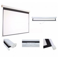 XTREME PROJECTOR SCREEN # 96 X 96 MANUAL
