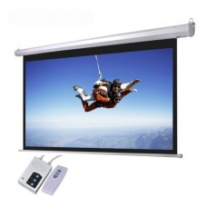 XTREME PROJECTOR SCREEN # 96 X 96 MOTORIZED