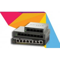 NetGear-8-Port Gigabit Desktop Switch