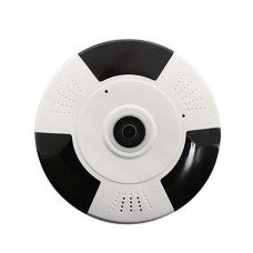 360° Panoramic 1080P WIFI V380S 1.3 MP IP Camera for Home/Office Security
